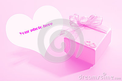 Gift box for wedding