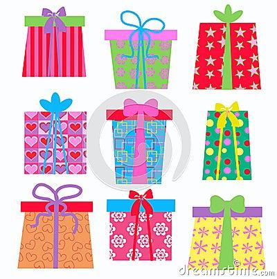 Free Gift Boxes Stock Photos - 15604833