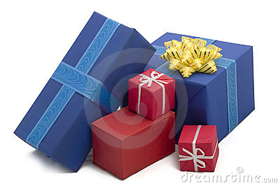 Gift boxes #22