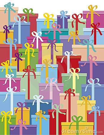 Free Gift Boxes Stock Photography - 2882282
