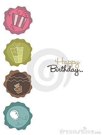 Gift boxes birthday