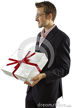 Gift from Boyfriend