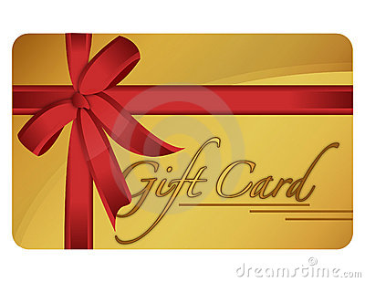 Gift Card Royalty Free Stock Images - Image: 14649959