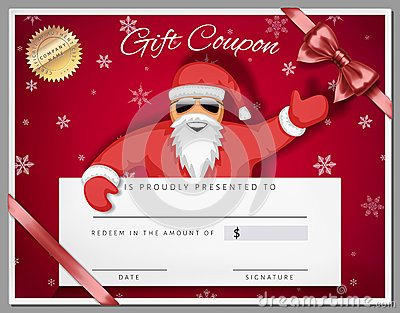 Gift Certificate From