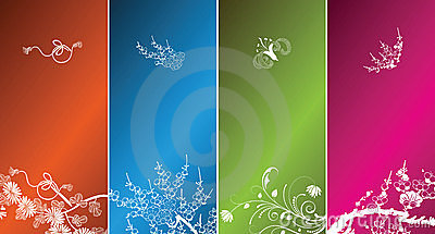 Gift coupon design background