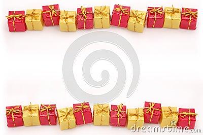Gift-frame