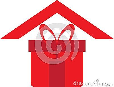 Gift home logo
