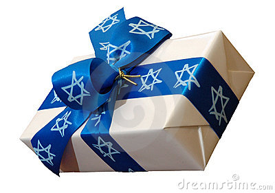 Gift for a Jewish holiday