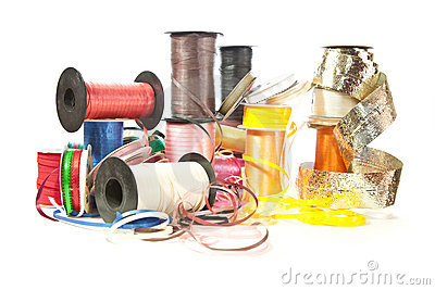 Gift packing ribbons