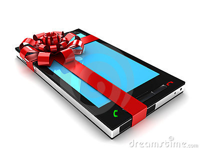 Gift phone