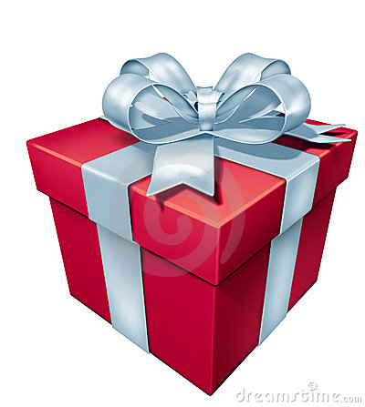 Gift red box