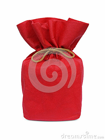 Free Gift Sack Stock Images - 29101004