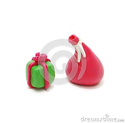 Gift and Santa s Sack