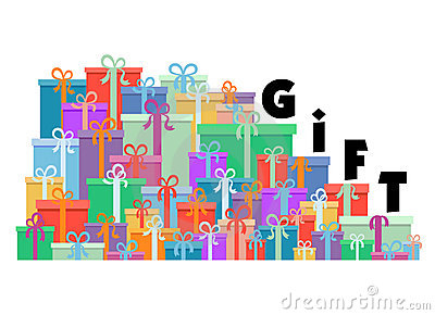 Gift stair