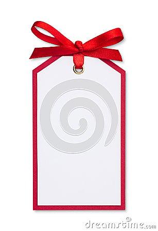 Free Gift Tag Stock Photos - 22405423