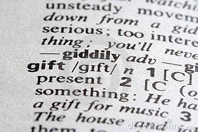 Gift Word