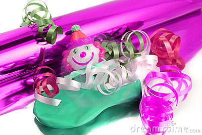Gift Wrapping Royalty Free Stock Image - Image: 12628986