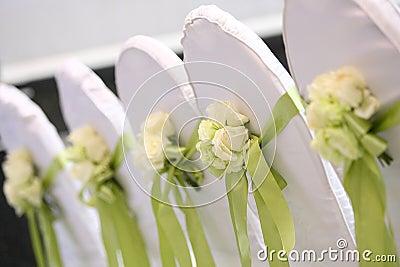 Gifta sig för stolar