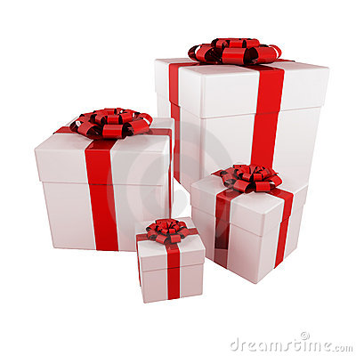 Royalty Free Stock Photos: Gifts. Image: 16666478