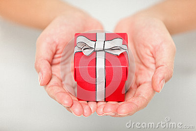 Gifts - gift closeup