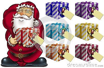 Gifts from Santa