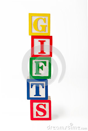 GIFTS toy blocks