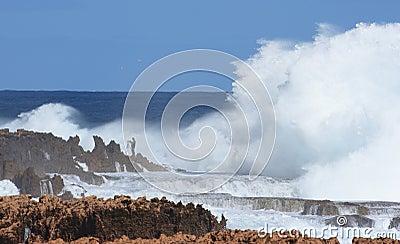 Gigantic wave