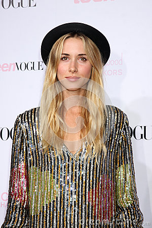 Gillian Zinser Editorial Stock Image
