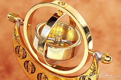 Gimball Compass