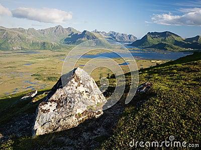 Gimsoy island, Lofoten