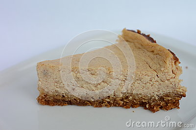 Ginger and cinnamon cheesecake