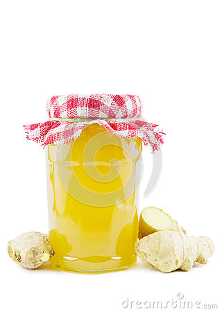 Ginger jelly