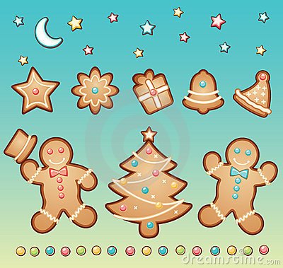 Gingerbread and Christmas