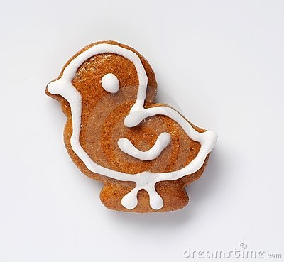 Free Gingerbread Cookie Stock Photography - 10170632