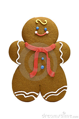 Free Gingerbread Cookie Stock Image - 1681661