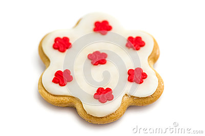 Gingerbread Cookies With Royal Icing Stock Photo - Image: 51961608