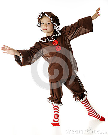 Gingerbread Dancer