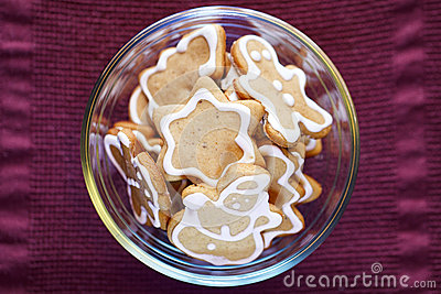 Gingerbread food