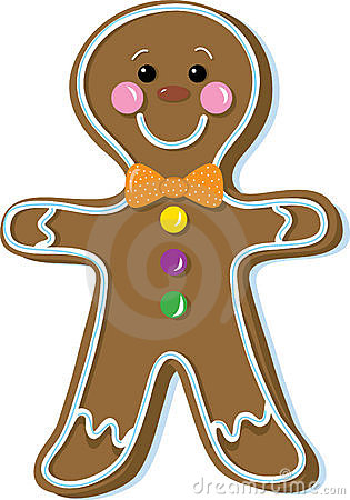 Free Gingerbread Man Stock Images - 1374414