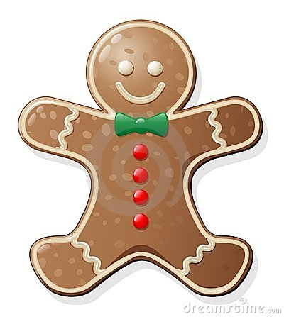 cute gingerbread men c...
