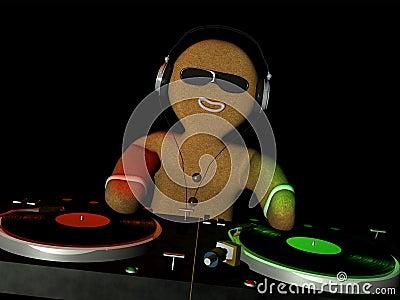 Gingerbread Man is In Da House