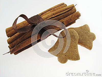 Gingerbreads & cinnamon