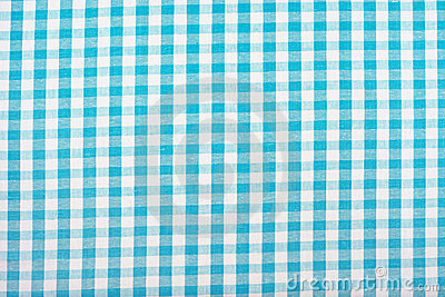Gingham tablecloth pattern