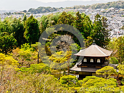 Ginkakuji temple, Kyoto, Japan 3