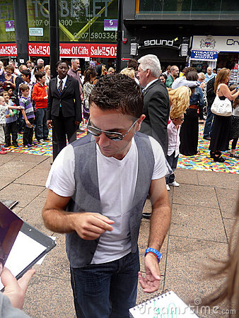 Gino D Campo at Toy Story 3 Premiere Editorial Stock Image