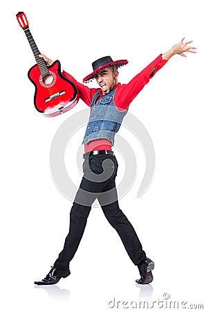 Giocatore di chitarra