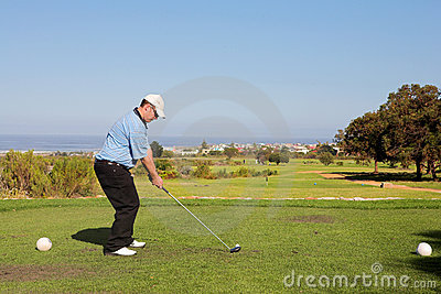 Giocatore di golf #54