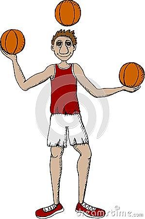 Giocatore di pallacanestro