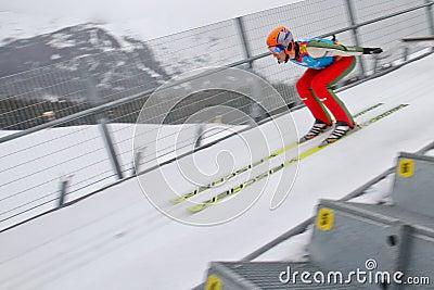 Giochi Olimpici 2012 della gioventù Fotografia Stock Editoriale