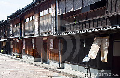 Gion district,Japan Editorial Photography